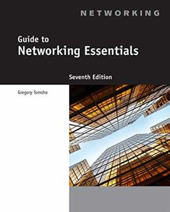9781305105430-1305105435-Guide to Networking Essentials - Standalone Book