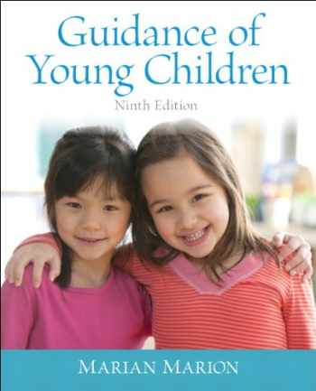 9780133427226-0133427226-Guidance of Young Children (9th Edition)