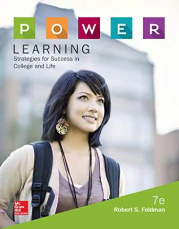 9780077842154-0077842154-P.O.W.E.R. Learning: Strategies for Success in College and Life