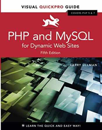 9780134301846-0134301846-PHP and MySQL for Dynamic Web Sites: Visual QuickPro Guide (5th Edition)