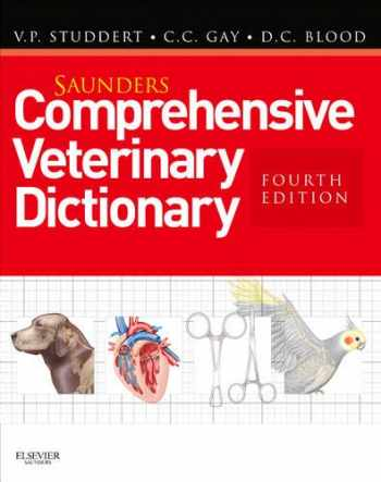 9780702047435-0702047430-Saunders Comprehensive Veterinary Dictionary