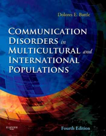 9780323066990-0323066992-Communication Disorders in Multicultural and International Populations (Communication Disorders In Multicultural Populations)