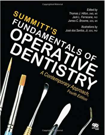 9780867155280-0867155280-Summitt's Fundamentals of Operative Dentistry: A Contemporary Approach, Fourth Edition
