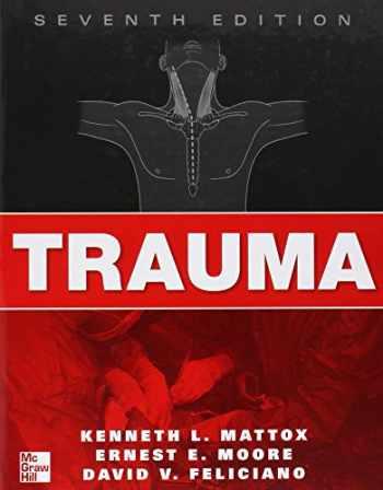 9780071663519-0071663517-Trauma, Seventh Edition