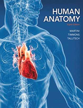 9780321883322-0321883322-Human Anatomy (8th Edition)