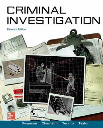 9780078111525-0078111528-Criminal Investigation