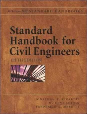 9780071364737-0071364730-Standard Handbook for Civil Engineers (Handbook)