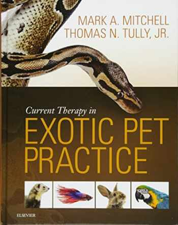 9781455740840-1455740845-Current Therapy in Exotic Pet Practice