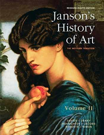 9780133936629-0133936627-Janson's History of Art, Volume 2 Reissued Edition (8th Edition)