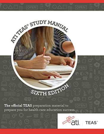 9781565335752-1565335759-ATI TEAS Review Manual: Sixth Edition Revised