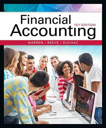9781337272124-1337272124-Financial Accounting