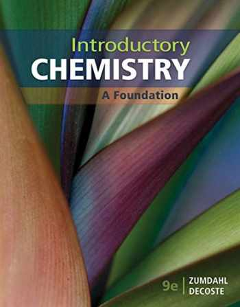 9781337399425-1337399426-Introductory Chemistry: A Foundation