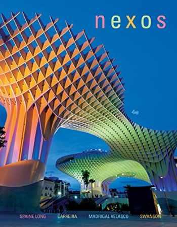 9781305404311-1305404319-Nexos (World Languages) - Standalone book
