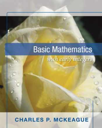 9781936368273-1936368277-Basic Mathematics with Early Integers