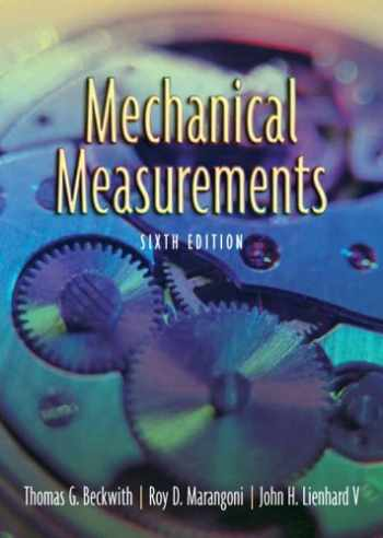 9780201847659-0201847655-Mechanical Measurements (6th Edition)