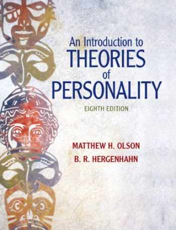 9780205798780-0205798780-An Introduction to Theories of Personality, 8th Edition