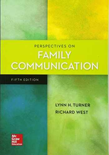 9781259870330-1259870332-Perspectives on Family Communication