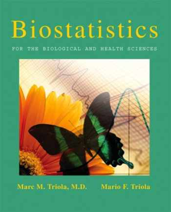 9780321194367-0321194365-Biostatistics for the Biological and Health Sciences