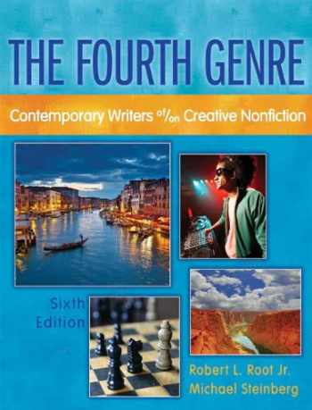 9780205172771-0205172776-The Fourth Genre: Contemporary Writers of/on Creative Nonfiction (6th Edition)