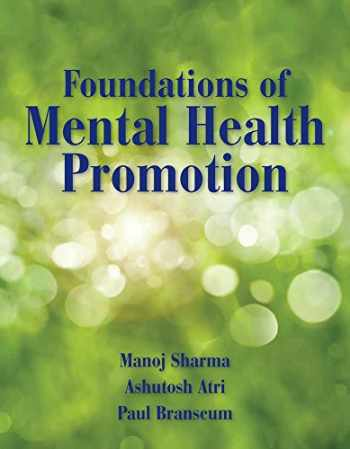 9780763793418-0763793418-Foundations Of Mental Health Promotion