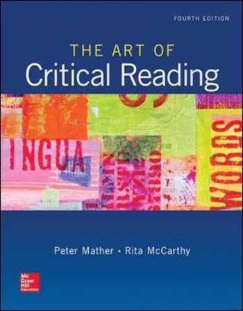 9780073513591-0073513598-The Art of Critical Reading