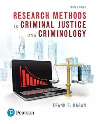 9780134558912-013455891X-Research Methods in Criminal Justice and Criminology (10th Edition)