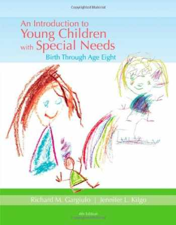 9781133959250-1133959253-An Introduction to Young Children with Special Needs: Birth Through Age Eight