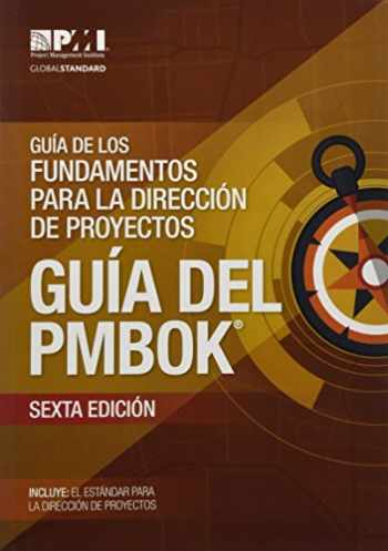9781628251944-1628251948-A Guide to the Project Management Body of Knowledge (PMBOK® Guide)-Sixth Edition (SPANISH) (Spanish Edition)