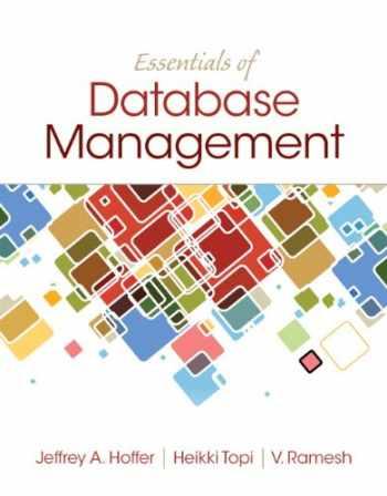 Essentials of Database Management