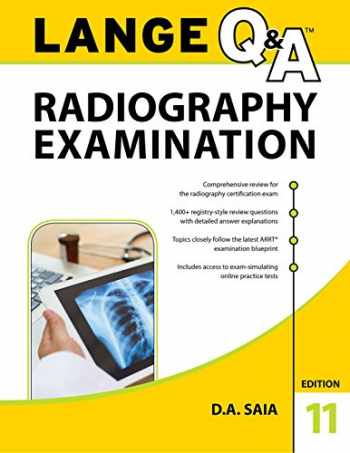 9781259863592-125986359X-LANGE Q&A Radiography Examination, 11th Edition