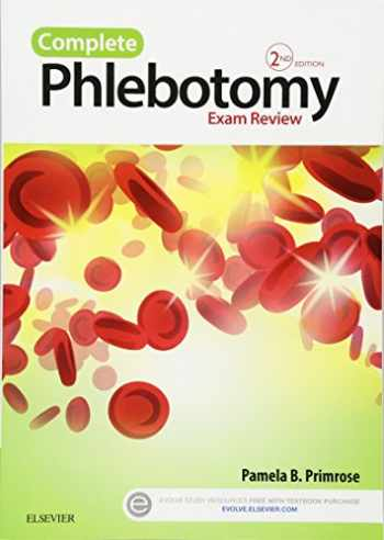 9780323239110-0323239110-Complete Phlebotomy Exam Review