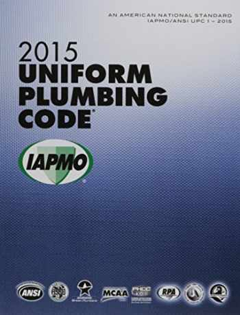 9781938936647-1938936647-2015 Uniform Plumbing Code Soft Cover