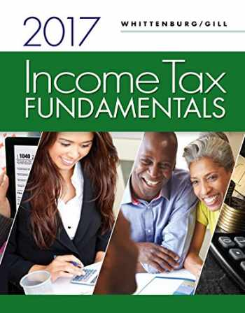 9781305872738-1305872738-Income Tax Fundamentals 2017 (with H&R BlockTM Premium & Business Access Code for Tax Filing Year 2016)