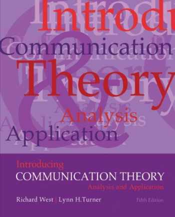 9780073534282-0073534285-Introducing Communication Theory: Analysis and Application