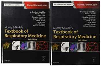 9781455733835-1455733830-Murray & Nadel's Textbook of Respiratory Medicine, 2-Volume Set, 6e (Textbook of Respiratory Medicine (Murray))