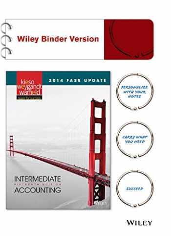 9781118943656-1118943651-Intermediate Accounting + WileyPlus: 2014 FASB Update