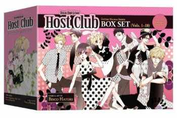 9781421550787-1421550784-Ouran High School Host Club Box Set (Vol. 1-18)