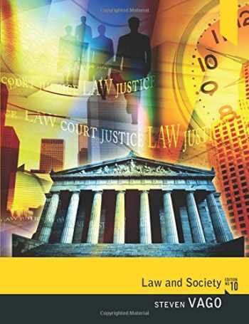 9780205820382-0205820387-Law and Society