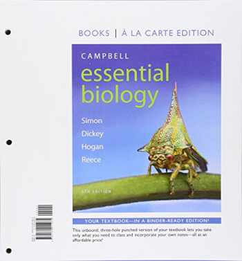 9780134216324-0134216326-Campbell Essential Biology, Books a la Carte Edition and Modified MasteringBiology with Pearson eText & ValuePack Access Card (6th Edition)