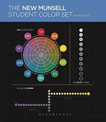 9781501305405-1501305409-The New Munsell Student Color Set