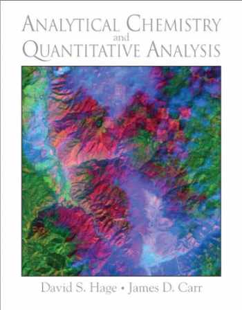 9780321596949-0321596943-Analytical Chemistry and Quantitative Analysis