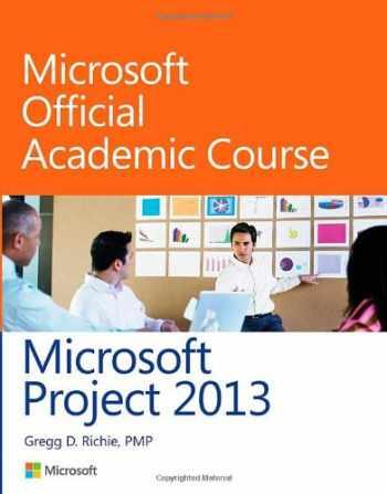 9780470133125-0470133120-Microsoft Project 2013