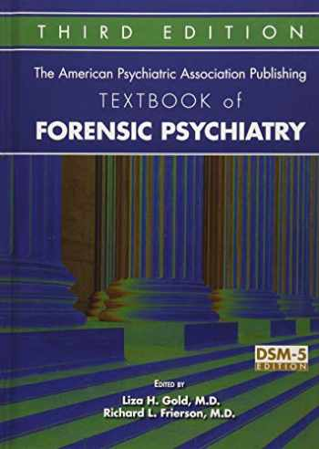 9781615370672-1615370676-The American Psychiatric Association Publishing Textbook of Forensic Psychiatry