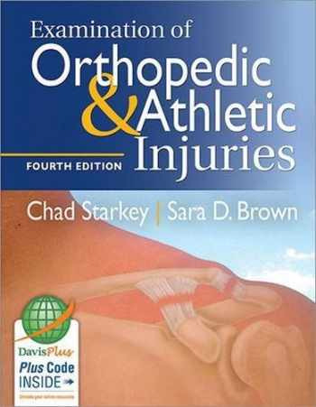 9780803639188-080363918X-Examination of Orthopedic & Athletic Injuries