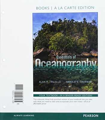 9780134298214-0134298217-Essentials of Oceanography, Books a la Carte Plus MasteringOceanography with eText -- Access Card Package (12th Edition)