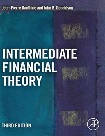 9780123865496-0123865492-Intermediate Financial Theory (Academic Press Advanced Finance)