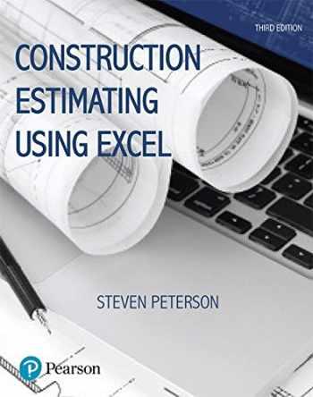 9780134405506-0134405501-Construction Estimating Using Excel