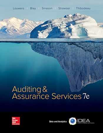9781259573286-1259573281-Auditing & Assurance Services (Auditing and Assurance Services)