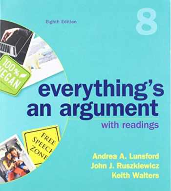 9781319253639-1319253636-Everything's An Argument with Readings & LaunchPad for Everything's An Argument with Readings (Six-Months Access)