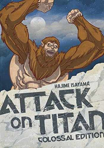 Sell, Buy or Rent Attack on Titan: Colossal Edition 4